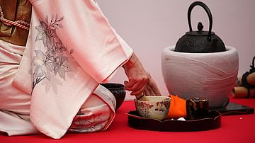 Tea in Ancient China & Japan
