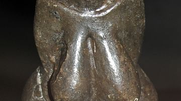 Black Venus of Dolni Vestonice