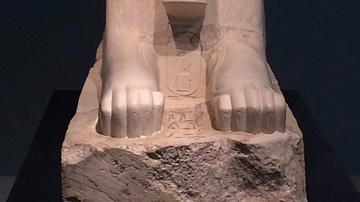Sphinx of Maatkare Hatshepsut