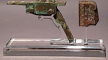 Warring States Crossbow Trigger