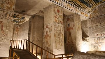 Tomb of Ramesses V