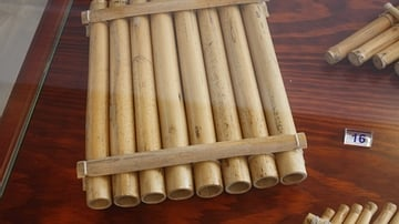 Ancient Greek Panpipes