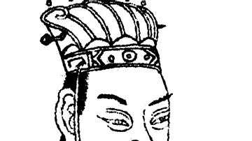 Cao Cao, Idealised Portrait