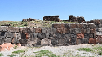 Section of Walls, Erebuni Fortress
