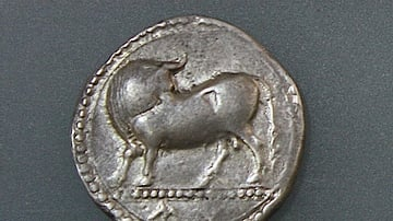 Silver Stater of Sybaris