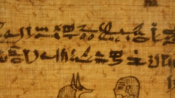 Book of the Dead (detail)