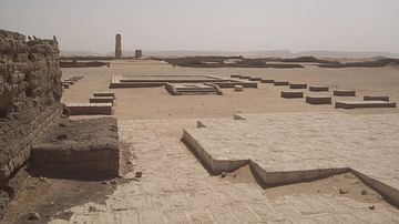Smaller Aten Temple, Amarna
