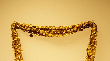Gold Necklace from Armaztsikhe