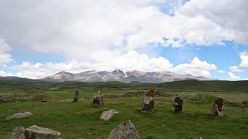 Zorats Karer in Armenia