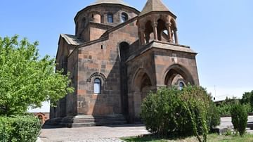 The Differences Between Byzantine & Armenian Christianity