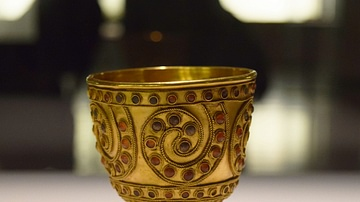 Ancient Goblet from Georgia