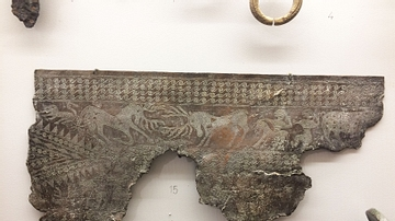 Bronze Belt from Ancient Georgia