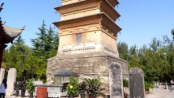 White Horse Temple, Luoyang