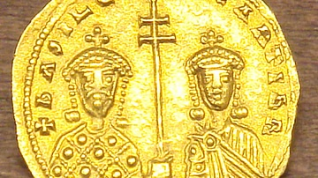 Coin of Basil II