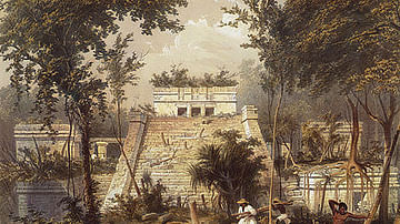 Early Explorers of the Maya Civilization: John Lloyd Stephens and Frederick Catherwood