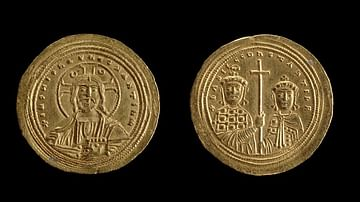 Nomisma Coin of Basil II