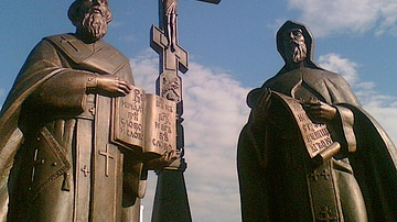 Saint Cyril & Saint Methodius