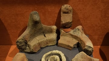 Fragments of Ancient Armenian Hearth