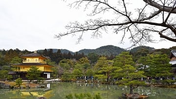 Kyoto's Kinkakuji Temple Compound
