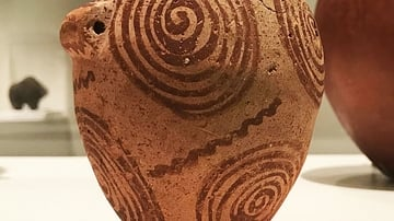 Predynastic Period Vessel from Egypt