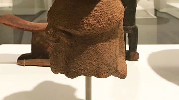 Nok Culture Fragment of a Figure
