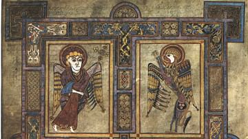 Book of Kells, Folio 27