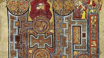 Book of Kells, Folio 292r