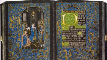 Twelve Greatest Illuminated Manuscripts