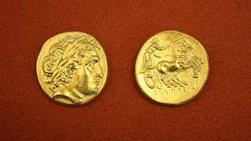 Macedonian Gold Stater