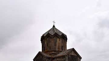 Vahramashen Church in Armenia