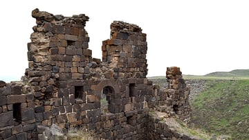 Ruins of Amberd Fortress