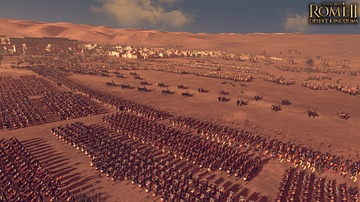 Ancient Desert Warfare