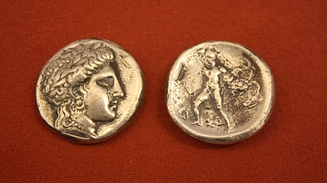 Stymphalos Silver Stater