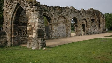 St Oswald's Priory, Gloucester