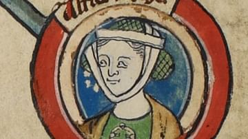 Miniature of Aethelflaed