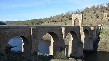 Alcántara Bridge