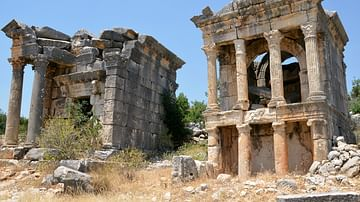 Roman Temple-tombs
