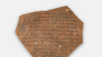 Demotic Temple Oath from the Ptolemaic Period