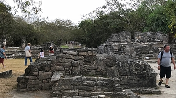 The Maya Altar at San Gervasio