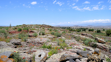 Metsamor Archaeological Site in Armenia