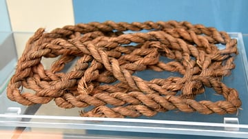 Halfa Grass Rope from the Tomb of Seti I