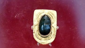 Heart-Scarab of King Sobekemsaf II