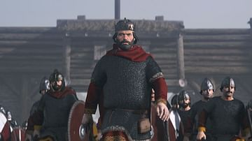 Artist's Impression of Alfred the Great
