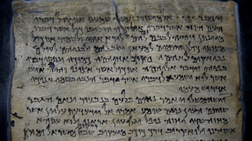 Dead Sea Scroll Testimonia from Qumran
