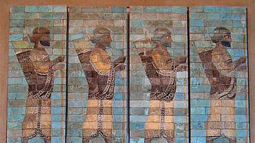 Persian Immortals