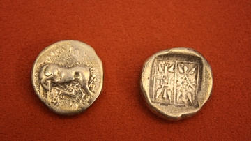 Corcyra Silver Stater