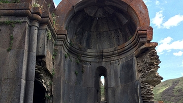 Arates Monastery in Central Armenia