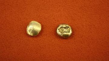 Electrum Sixth Of A Stater