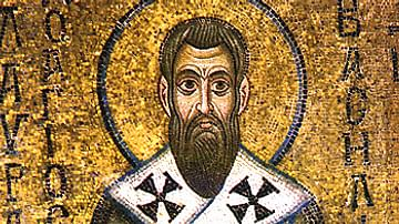 Icon of Saint Basil