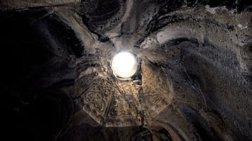 Medieval Dome at Geghard Monastery